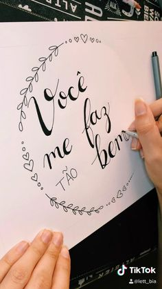 Bullet Journal Lettering Ideas, Bullet Journal Writing, Bullet Journal Ideas Pages, Bullet Journal Inspiration, Brush Lettering Quotes, Hand Lettering Tutorial, Hand Lettering Quotes, Graph Paper Journal, Quote Drawings