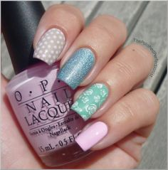 Glitta Gloves: Nail crush #4: Amy Grace of the Polished Perfectionist