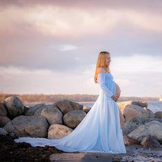 Beautiful light blue tansy dress