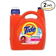 Tide with Downy Loveit!