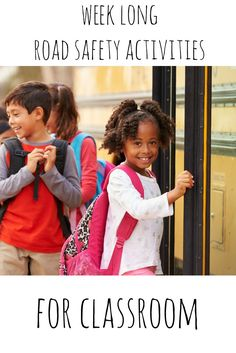 Schools may host a week-long event organized by various partners and/or students. Safety Week, Safety Awareness, Spring Starts, Beginning Of The School Year, School Staff, Parents As Teachers, Event Organization, Roads, Ontario