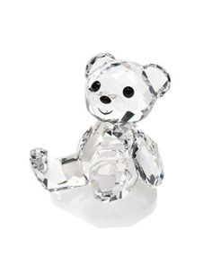 Swarovski Crystal 'Perfectly Happy' Kris Bear