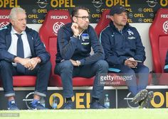 MAINZ, GERMANY - MAY 14: (L-R) team leader Nello di Martino,... #marinadimodica: MAINZ, GERMANY - MAY 14: (L-R) team… #marinadimodica