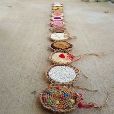 joining crochet cookies into a crochet scarf, crochetbug, crochet scarf, crochet circle, crochet circles, crochet cookies