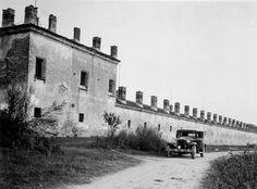 Vista esterna del Lazzaretto di Verona (anni '20-'30) (Immagine inviata da Alessandro Togni) http://goo.gl/cwKX9D