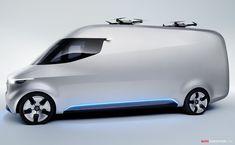 2016 Mercedes-Benz 'Vision Van' Concept
