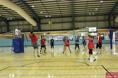 Volleyball competitions tonight at 7pm at Coomera Indoor Sports Centre  www.aehiqld.com