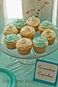 Frozen Birthday Party & Party Time Blog Hop