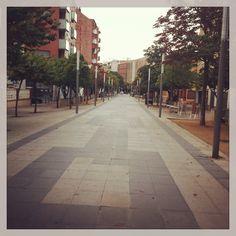 Mollet del Vallès en Cataluña