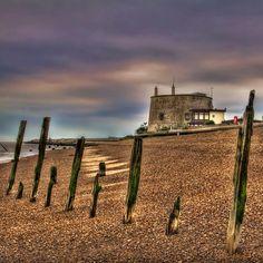 old felixstowe beach my own work #arthakker #hdr #photographty
