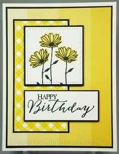 Heart's Delight Cards: Another Daisy Sneak Peek!