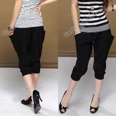 conjuntos pantalones capri para vestir dama - Buscar con Google