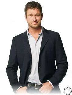 "Gerard Butler as Mike Chadway in ""The Ugly Truth"" - 2009"