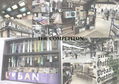 Denim and Supply Competition Urban Outfitters
