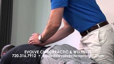 The thoracolumbar (TL) junction can become fixed after hours of sitting or more traumatic injuries like a car accident. In this video Dr. Carl demonstrates an easy chiropractic manipulation to the TL junction that's easy for the doctor and comfortable for the patient.