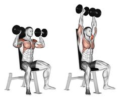 Shoulder Day : Complete Workout Program The Healthy Nairobian - Fitnessplan Chest Workout Routine, Best Chest Workout, Gym Workout Tips, Chest Workouts, Fun Workouts, Kettlebell Cardio, Kettlebell Training, Weight Training Workouts, Back And Shoulder Workout
