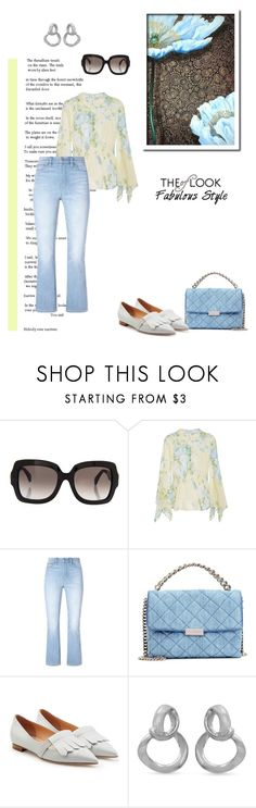 """""""Fashion Affair"""" by leanne-mcclean ❤ liked on Polyvore featuring Valentino, Alice McCall, Tory Burch, STELLA McCARTNEY, Rupert Sanderson and Erica Lyons"""