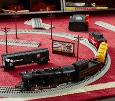 Lionel Pennsylvania Flyer O-Gauge Train Set