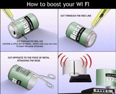 Boost your Wi FI