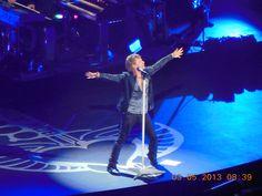 Jon Bon Jovi, Because We Can tour. I took this :)