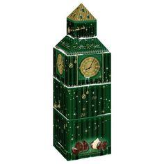 After Eight Big Ben Advent Calendar Big Ben, Merry Christmas, Christmas Crafts, 3d Design, Chocolate Bonbon, After Eight, Advent Calendars For Kids, Family Traditions, Gift Store