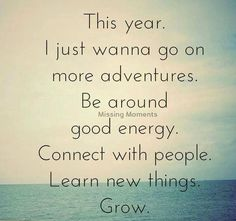 Absolutely wonderfully awesome!!!   2015 will be my YEAR for FUN and ADVENTURE.