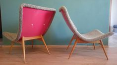 Navratil chairs ,original condition, really nice = for sale,write message:) My Fb, Four Square, Really Cool Stuff, Mid-century Modern, Easy Chairs, Mid Century, Living Room, Lounge Chairs, The Originals
