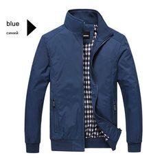 New Jacket Men Fashion Casual Loose Mens Jacket Sportswear Bomber Jacket Mens jackets and Coats Plus Size M- 5XL