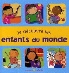 Je découvre les enfants du monde - Emilienne Morruzzi, Nadia Bouchama - Amazon.fr - Livres