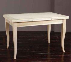 1000 images about tavoli allungabili in legno on for Tavolo allungabile 80x80