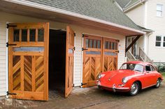 1000 Images About Doors On Pinterest Carriage Doors