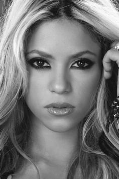 Shakira chanteuse colombienne et libanaise