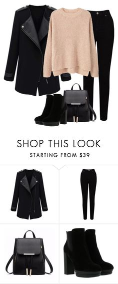 """№38"" by irina-barylchuk ❤ liked on Polyvore featuring EAST, Hogan and MANGO"