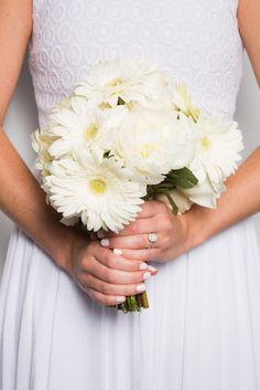 If you're all about the wedding details, then your manicure will factor into that. Your nails need to perfectly complement your rings, skin tone, and, of course, the wedding bouquet! Like this Classic Pastel Pink color.