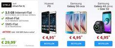 2,5GB OTELO Allnet Flat XL für 29,99€ mit TOP Smartphone ab 4,95€ http://www.simdealz.de/vodafone/otelo-allnet-flat-xl-mit-2-5-gb/