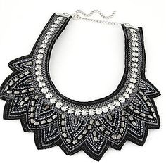 metal de la manera del collar de la personalidad de las mujeres populares de SOYUNICA en Etsy