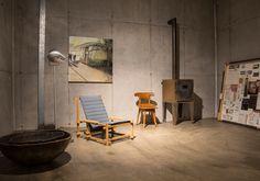 Chair, design by Daniël Koning (photo by Vos Interieur)
