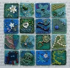 beaded inchies - Google Search