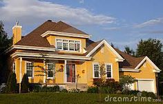 casa amarela - Pesquisa Google
