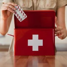 Keep Medicine On Hand For Emergencies : Personal Liberty Digest™