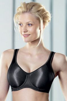 c1d36003e9 The Anita Active Momentum Underwire Sports Bra is a high impact