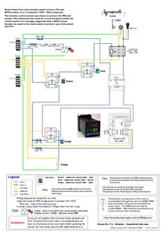 120v dual element wiring diagram home brew forums brewery rh pinterest com