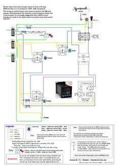 electric brewery  BIAB  wiring    diagram      Brewing