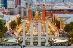 Discount UK Holidays 2018 Barcelona City Escape with Flights - Valentines Dates! From £69pp (from Crystal Travel) for a two-night Barcelona stay with flights and breakfast, or from £99pp for three nights - save 46%