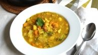 Podzimní polévka s červenou čočkou  Foto: