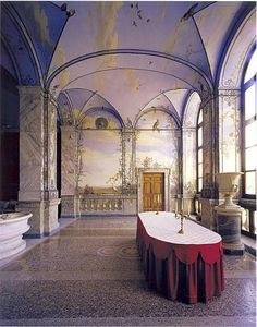 Chigi Palace , Ariccia , Italy