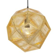 Etch pendant lamp by Tom Dixon.
