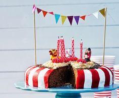 anniversaire fête foraine  déco anniversaire fête foraine