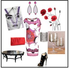 Cocktails- Greenwich/Palm Beach, created by Divadebbi on Polyvore.  Pucci=Perfect