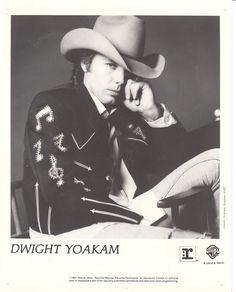Dwight Yoakam - WBR promo